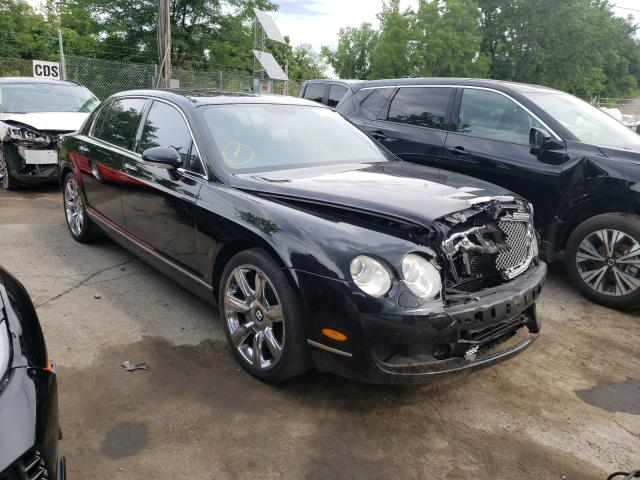 Salvage cars for sale from Copart Marlboro, NY: 2007 Bentley Continental