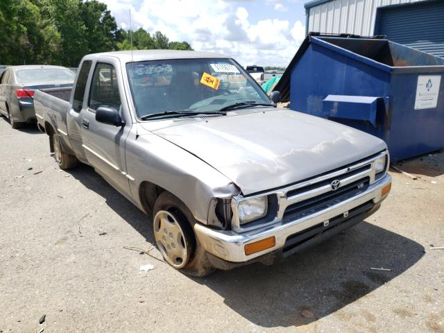 Salvage cars for sale from Copart Shreveport, LA: 1993 Toyota Pickup 1/2