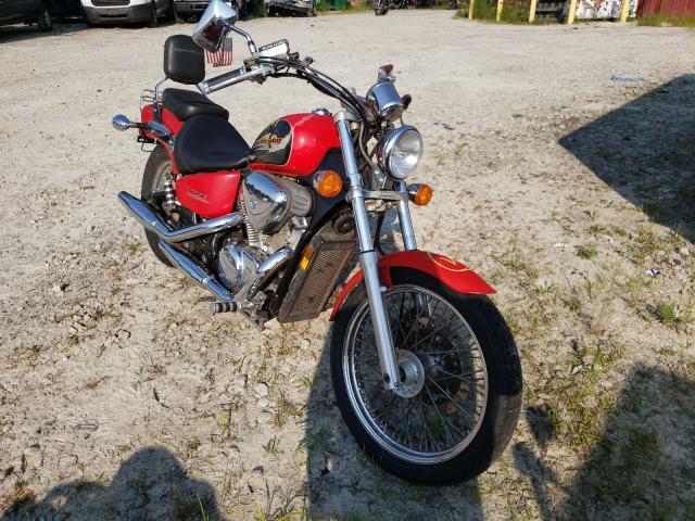 Honda salvage cars for sale: 1999 Honda VT600 CD2
