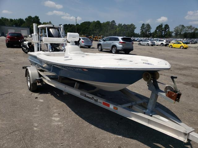 Salvage boats for sale at Dunn, NC auction: 2009 Champion Boat