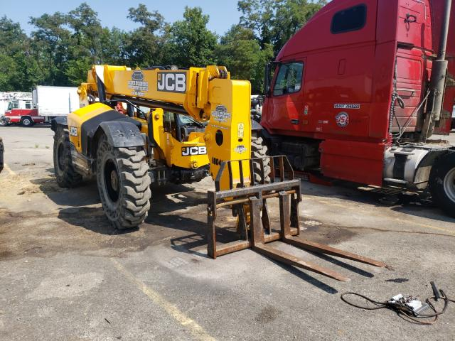 Salvage 2018 JCB TELENANDLE - Small image. Lot 51611991