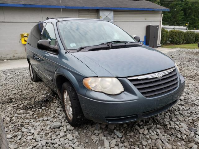 Chrysler Town & CTY salvage cars for sale: 2005 Chrysler Town & CTY