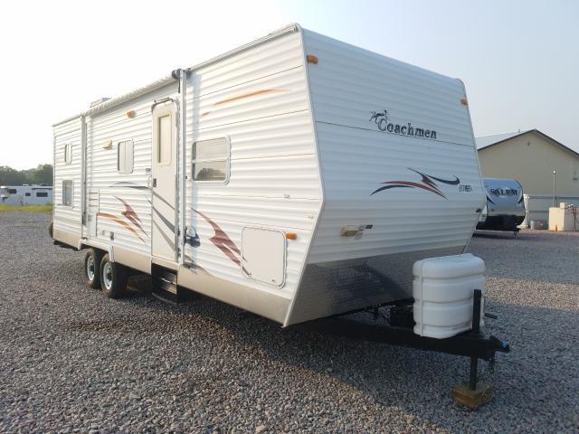 Coachmen Vehiculos salvage en venta: 2007 Coachmen TL