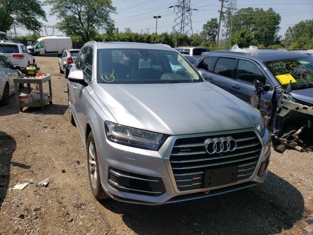 Audi Vehiculos salvage en venta: 2019 Audi Q7 Premium