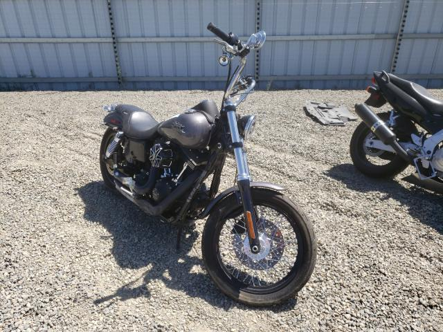 Salvage cars for sale from Copart Antelope, CA: 2014 Harley-Davidson Fxdb Dyna