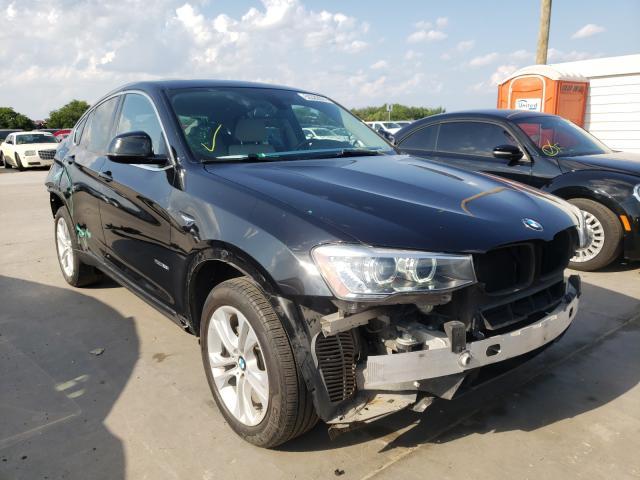 BMW X4 salvage cars for sale: 2016 BMW X4