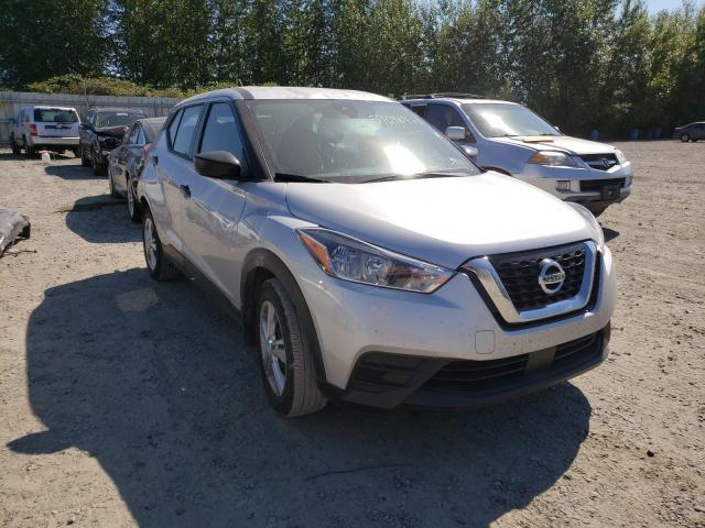 Salvage cars for sale from Copart Arlington, WA: 2020 Nissan Kicks S