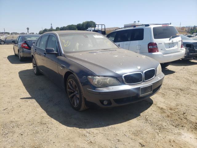 BMW Vehiculos salvage en venta: 2008 BMW 750 LI