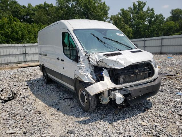 Salvage cars for sale at Cartersville, GA auction: 2019 Ford Transit T