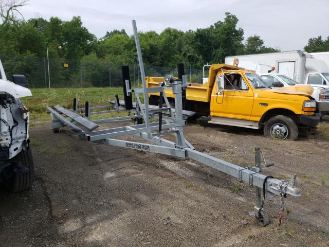 Salvage cars for sale from Copart Chambersburg, PA: 2013 Wesco Trailer