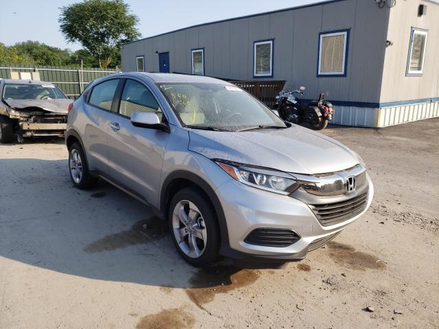 Vehiculos salvage en venta de Copart Duryea, PA: 2019 Honda HR-V LX