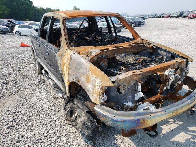 Salvage cars for sale from Copart Madisonville, TN: 2001 Ford F150 Super