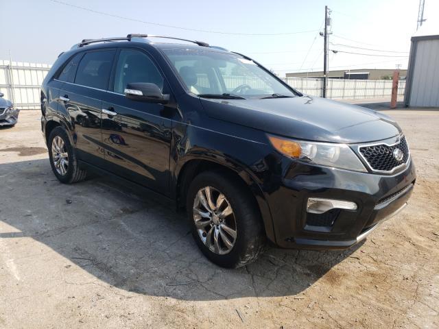 KIA Vehiculos salvage en venta: 2013 KIA Sorento SX