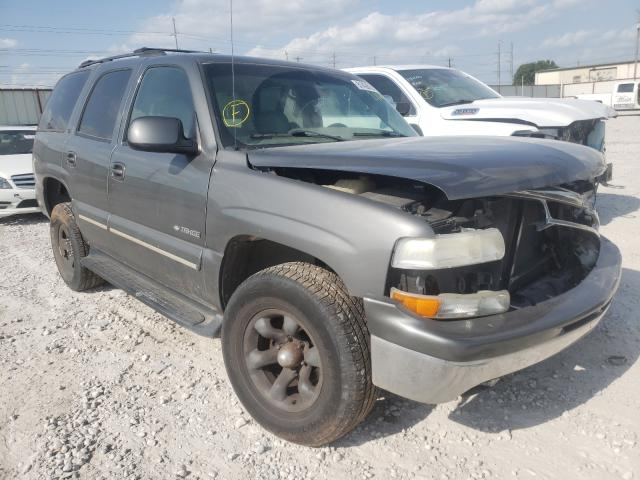 Salvage cars for sale from Copart Haslet, TX: 2001 Chevrolet Tahoe C150