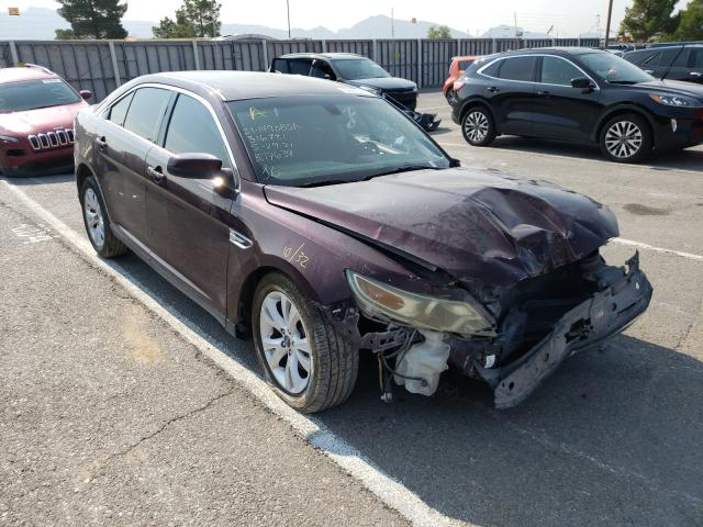 Salvage cars for sale from Copart Anthony, TX: 2011 Ford Taurus SEL
