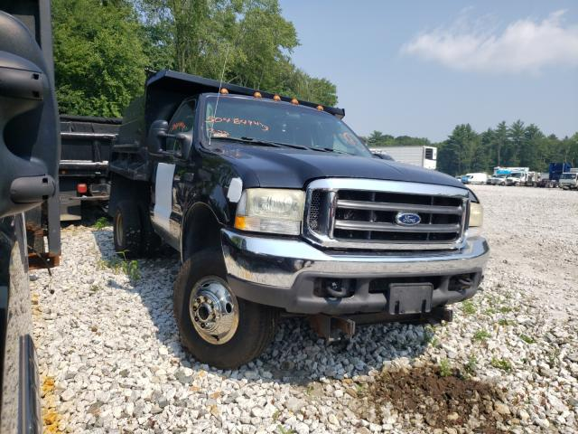 Salvage 2004 FORD F350 - Small image. Lot 50464941
