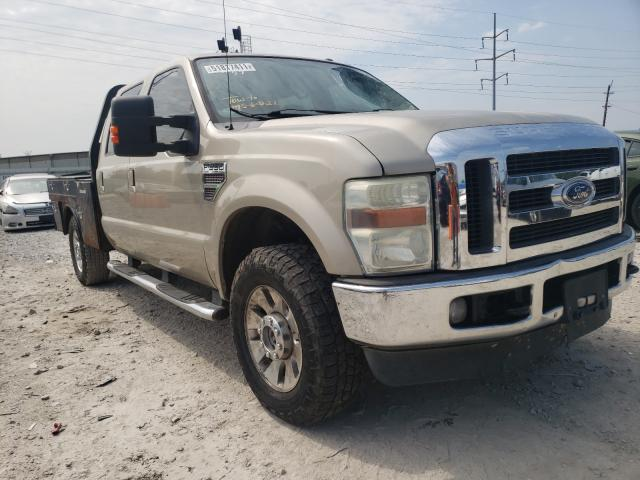 Salvage cars for sale from Copart Columbus, OH: 2010 Ford F350 Super