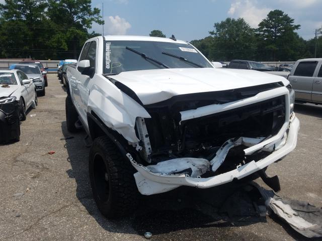 Salvage trucks for sale at Eight Mile, AL auction: 2016 GMC Sierra K15