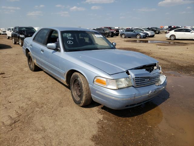 Ford Crown Victoria salvage cars for sale: 2000 Ford Crown Victoria