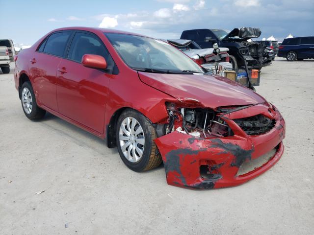 Vehiculos salvage en venta de Copart New Orleans, LA: 2012 Toyota Corolla BA