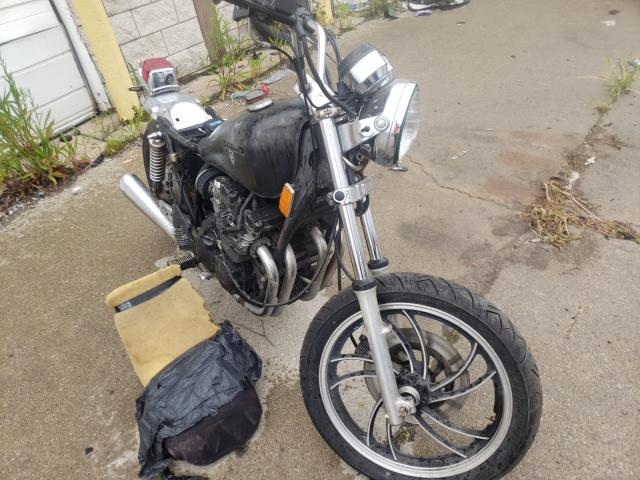 Salvage motorcycles for sale at Woodhaven, MI auction: 1981 Yamaha XJ550