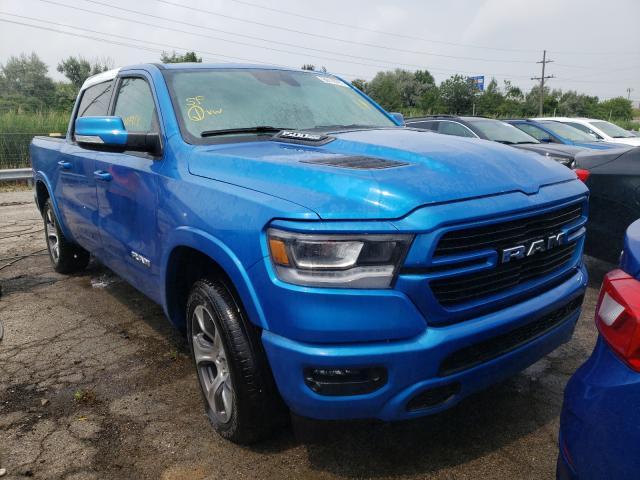 Dodge salvage cars for sale: 2021 Dodge 1500 Laram