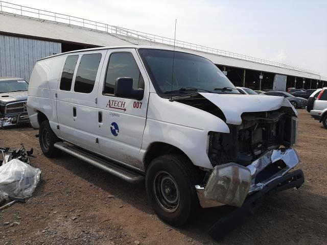 Salvage cars for sale from Copart Phoenix, AZ: 2013 Ford Econoline