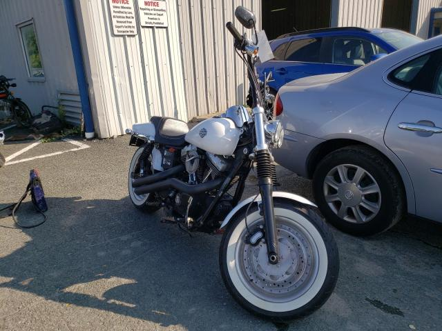 Salvage motorcycles for sale at Albany, NY auction: 2011 Harley-Davidson Fxdf