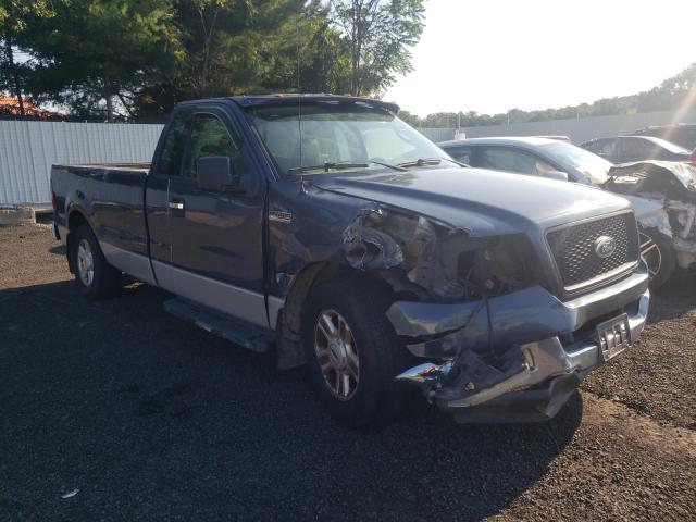 Salvage cars for sale from Copart New Britain, CT: 2004 Ford F150
