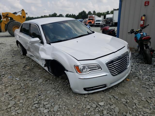 Salvage cars for sale from Copart Mebane, NC: 2012 Chrysler 300