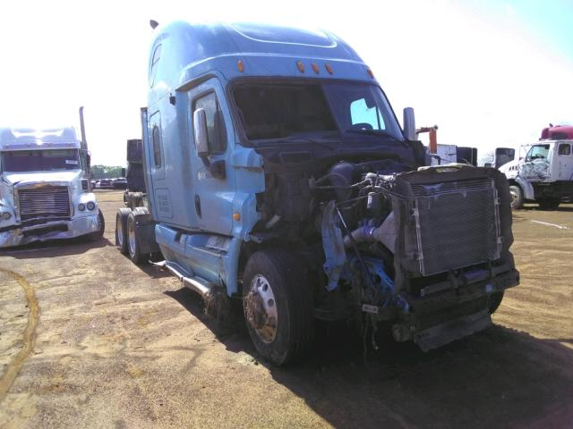 Salvage cars for sale from Copart Longview, TX: 2011 Freightliner Cascadia 1