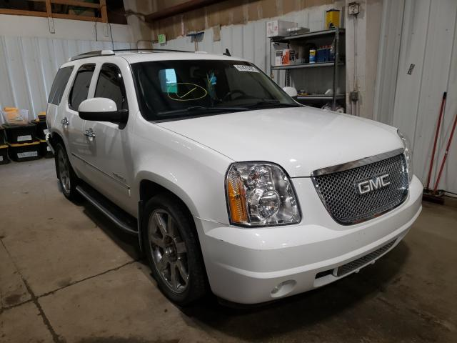 Salvage cars for sale from Copart Anchorage, AK: 2009 GMC Yukon Dena