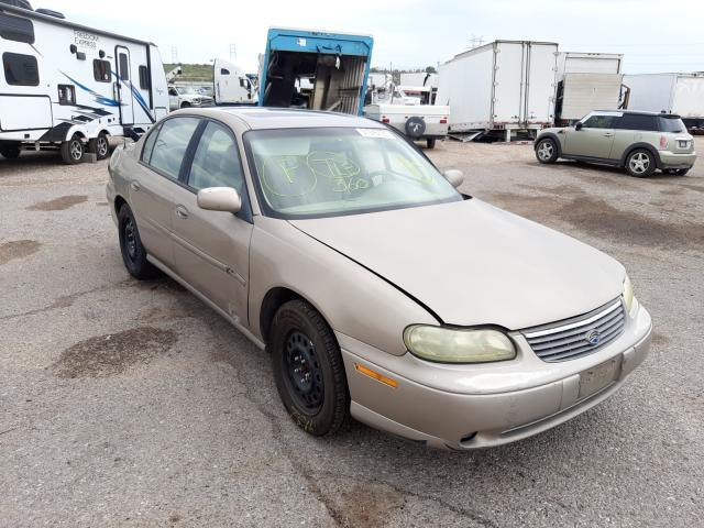 Salvage cars for sale at Tucson, AZ auction: 1998 Chevrolet Malibu