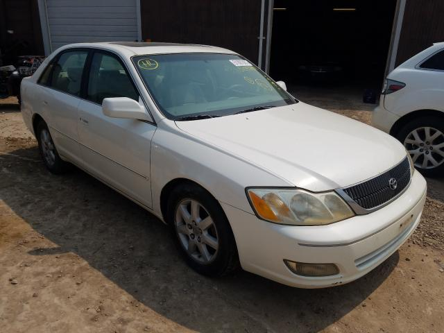 Salvage cars for sale from Copart Billings, MT: 2000 Toyota Avalon XL