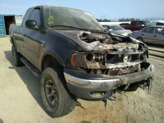 Salvage cars for sale from Copart Anderson, CA: 2000 Ford F150