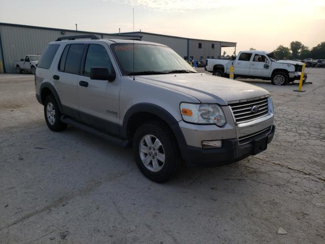 Salvage cars for sale from Copart Kansas City, KS: 2006 Ford Explorer X