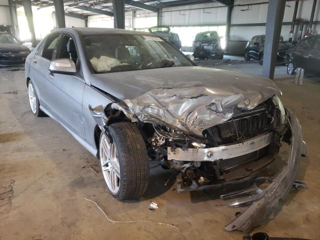 Salvage cars for sale from Copart Graham, WA: 2008 Mercedes-Benz C300