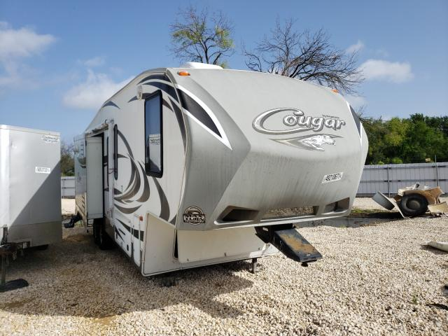 Cougar Trailer salvage cars for sale: 2014 Cougar Trailer