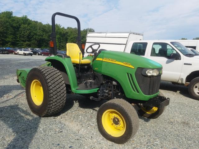 John Deere salvage cars for sale: 2009 John Deere Tractor