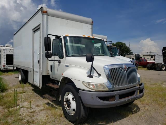 Salvage cars for sale from Copart Riverview, FL: 2010 International 4000 4300