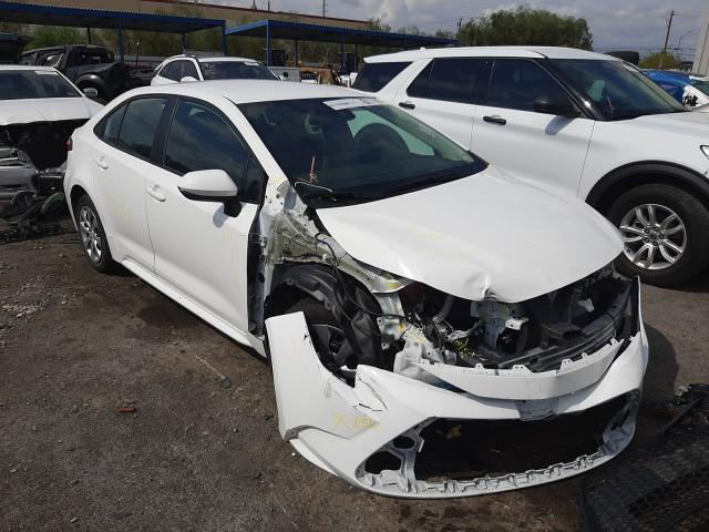 Salvage cars for sale from Copart Las Vegas, NV: 2020 Toyota Corolla LE