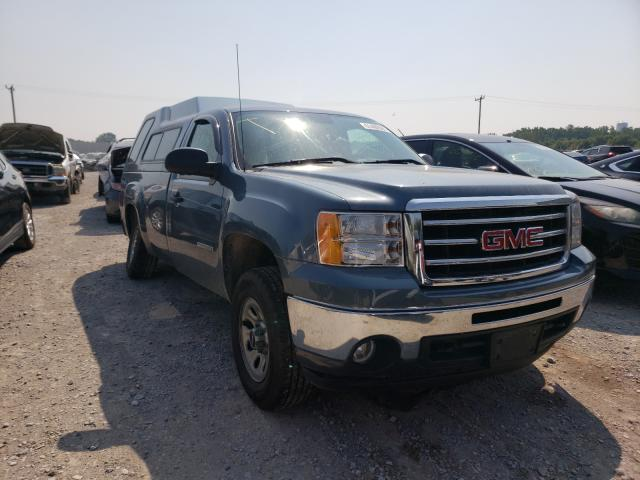 Salvage cars for sale from Copart Leroy, NY: 2013 GMC Sierra K15