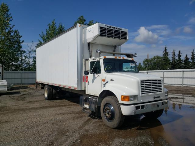 Salvage cars for sale from Copart Anchorage, AK: 1999 International 4000 4900