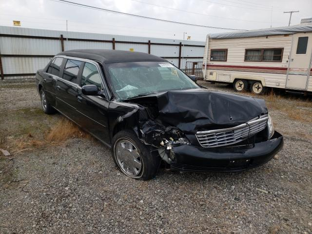 Cadillac Profession salvage cars for sale: 2001 Cadillac Profession
