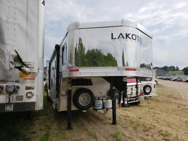 Salvage cars for sale from Copart Madison, WI: 2021 Lako Trailer
