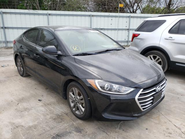 Salvage cars for sale from Copart Corpus Christi, TX: 2018 Hyundai Elantra SE