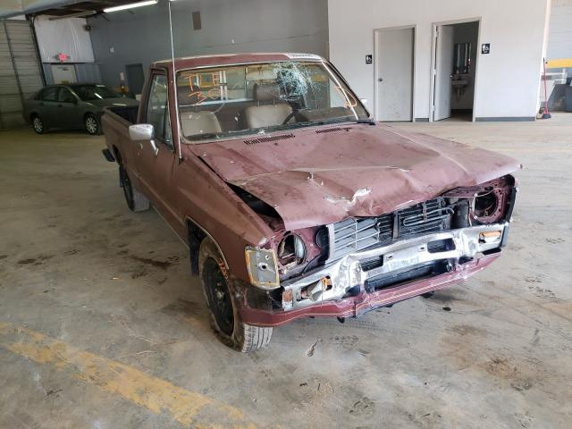 Salvage cars for sale from Copart Mocksville, NC: 1986 Toyota Pickup 1/2