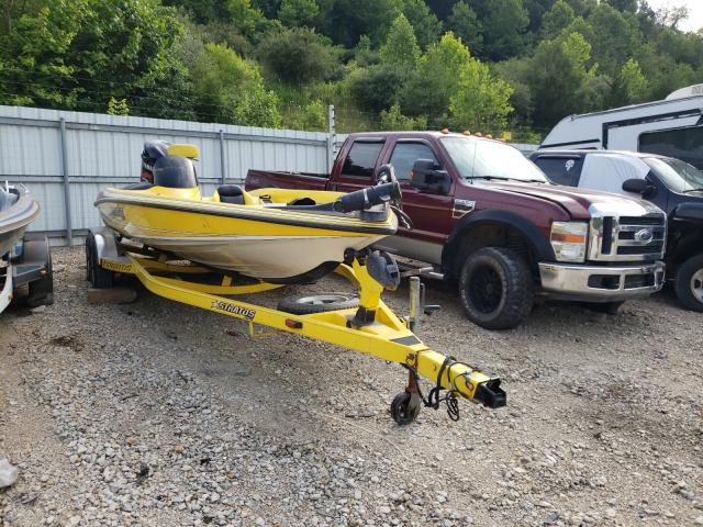 Salvage cars for sale from Copart Hurricane, WV: 2003 Yamaha Marine Trailer