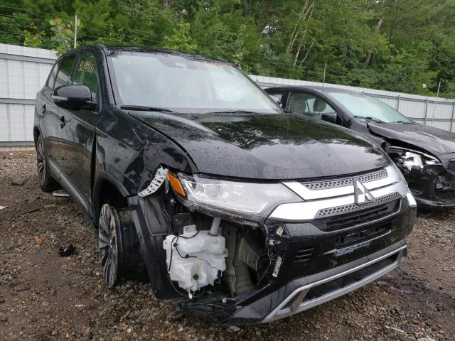 Salvage cars for sale from Copart Lyman, ME: 2020 Mitsubishi Outlander