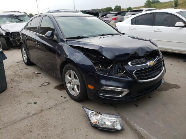 Chevrolet salvage cars for sale: 2015 Chevrolet Cruze LT